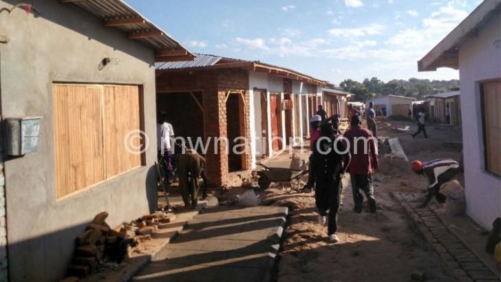 Mzimba Market reopens