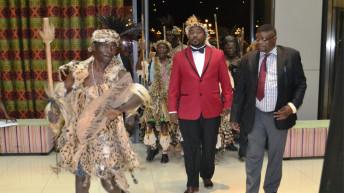 Kolondoloza: Mwambo wokaona mwana wa Inkosi