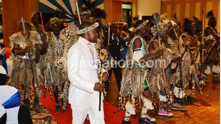 Mzimba's Ngoni invasion