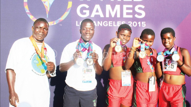 Malawi maintains sparkle at Special Olympics Games