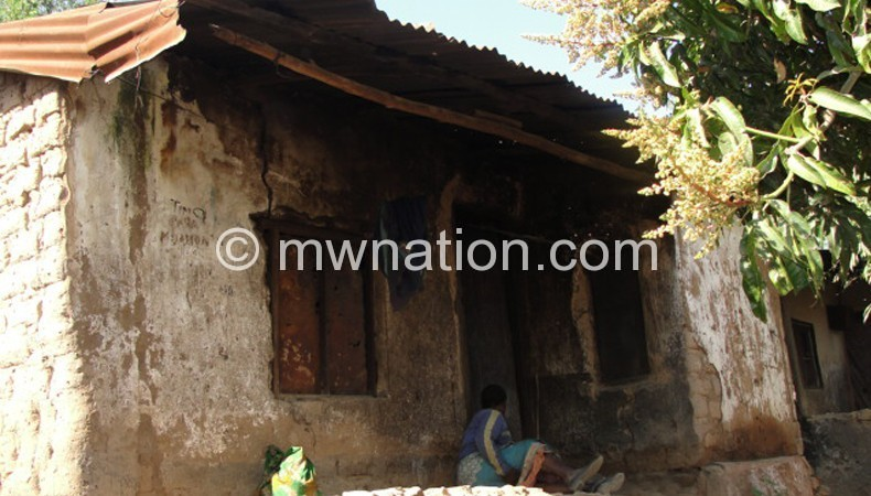 Poverty in Malawi is widespread