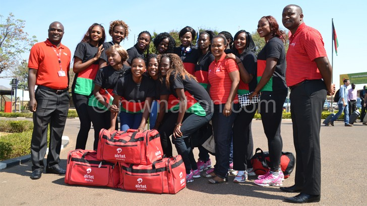 Malawi Queens tune up for South Africa