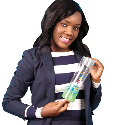 RACHEL SIBANDE: ONE OF AFRICA'S FOUR ICT WINNERS