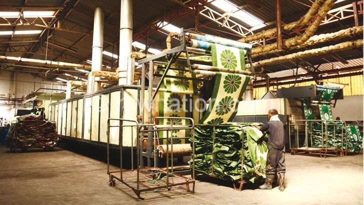 Malawi imports textile from China