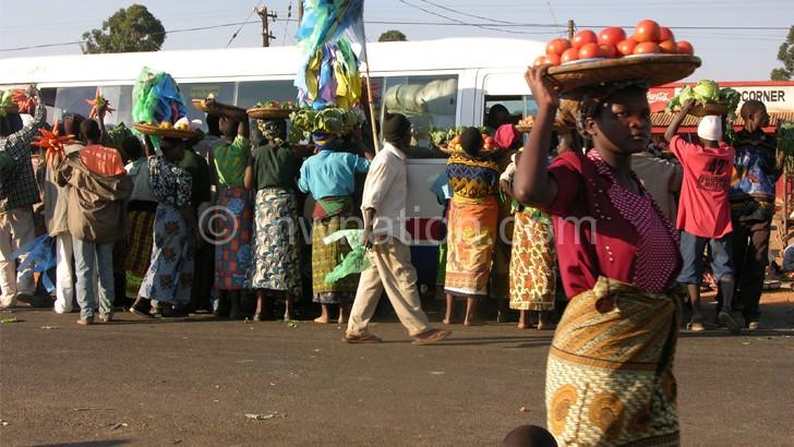 Malawi farmers lust for regional markets