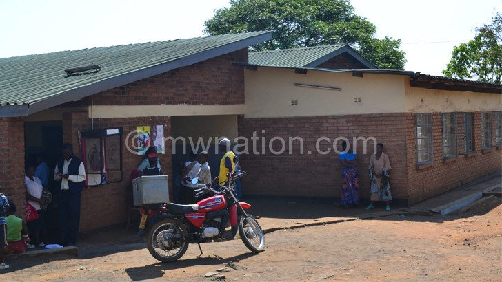 Limbe Health Centre appeals for support