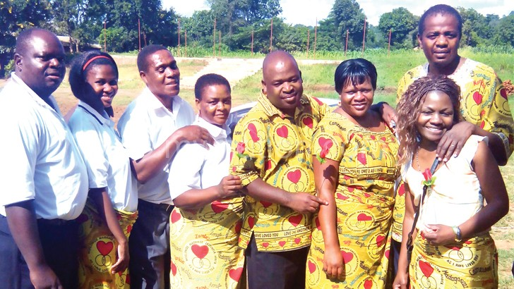 Marriage Encounter couples renew vows