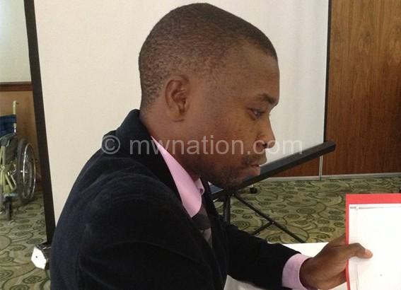 Norman Fulatila1   The Nation Online