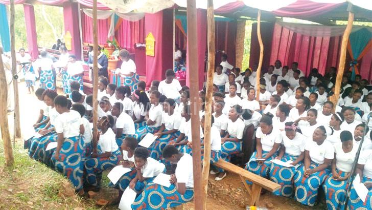Chilobwe SDA District conducts 2015 girls' seminar