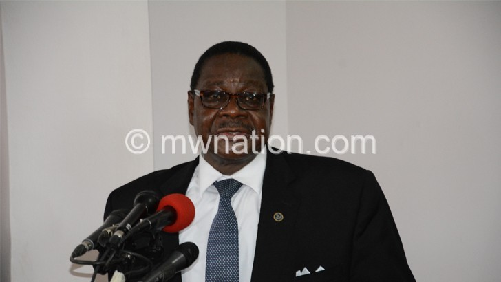 Initiated the reforms: Mutharika