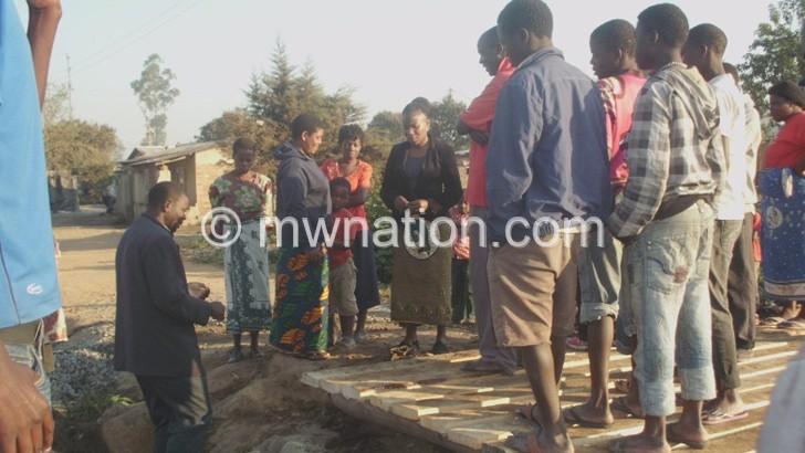 DPP accused of demolishing bridge