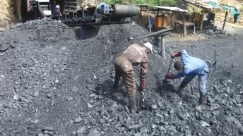 Imported coal threatens local mines' future
