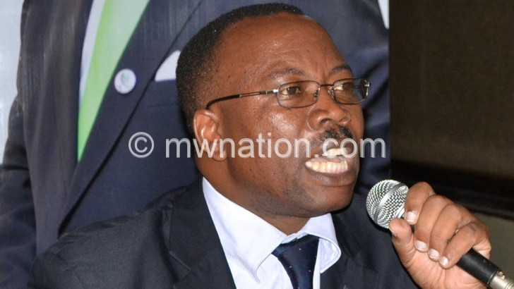 Jumbe: I am consulting my lawyer