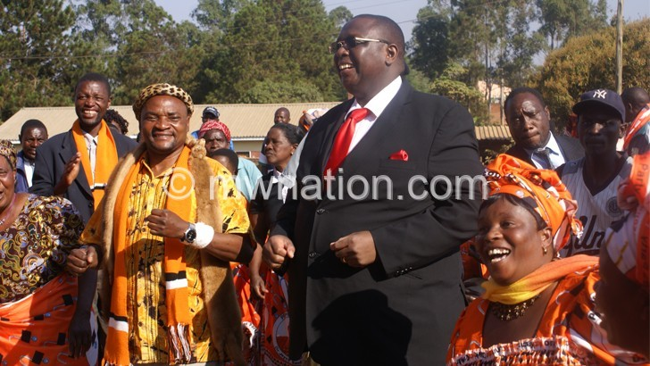 PP disowns Khumbo's leadership