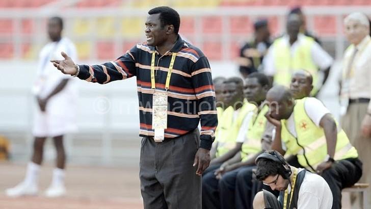 Kinnah appointed mbeya city coach