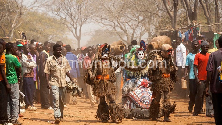 kulamba ceremony1 | The Nation Online
