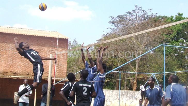 Kamuzu Barracks win CRVL Bonanza