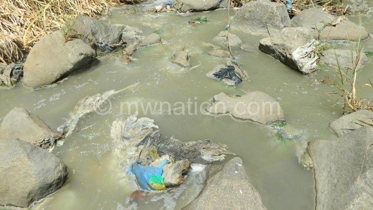 BCC in pollution, trade effluent monitoring