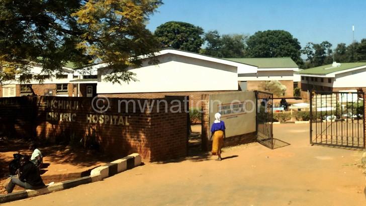 Mchinji Hospital in dire Need