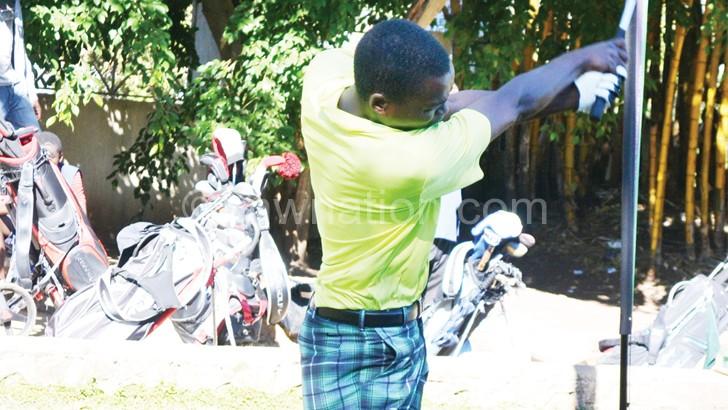 Airtel Broadband golf rocks Zomba
