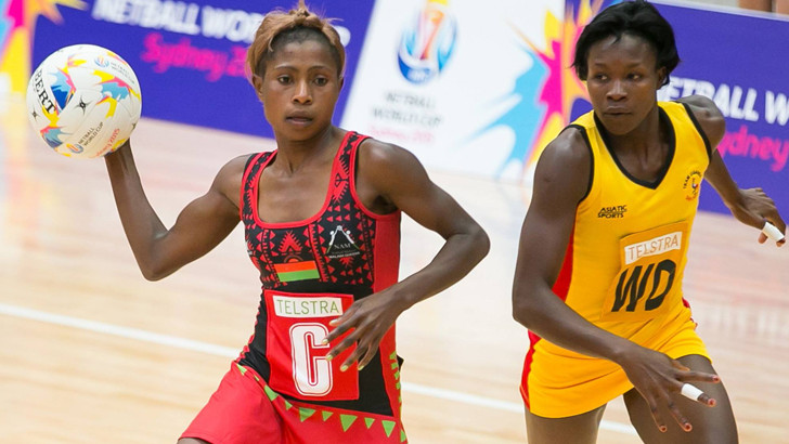 Queens emerge victorious over Uganda's She Cranes