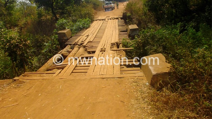 Some LDF bridges are said to be substandard
