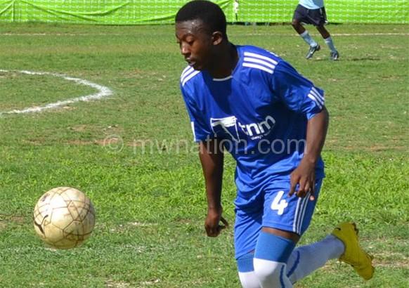 Still wanted at Civo United:  Mpinganjira