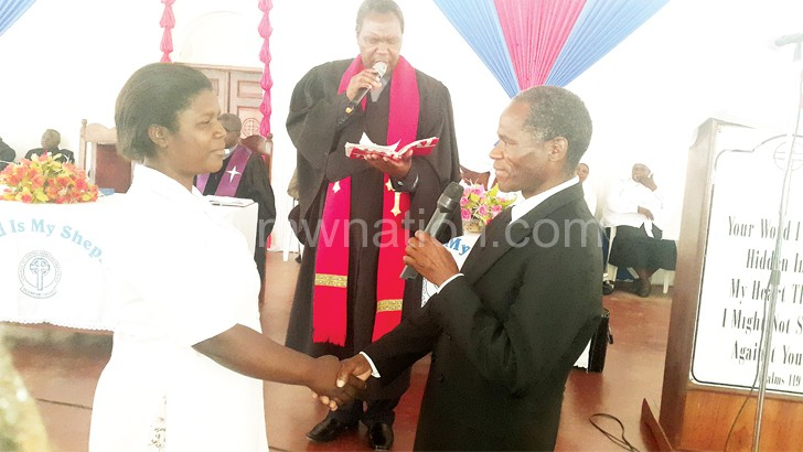 BT synod graduates 150 couples, renew their vows