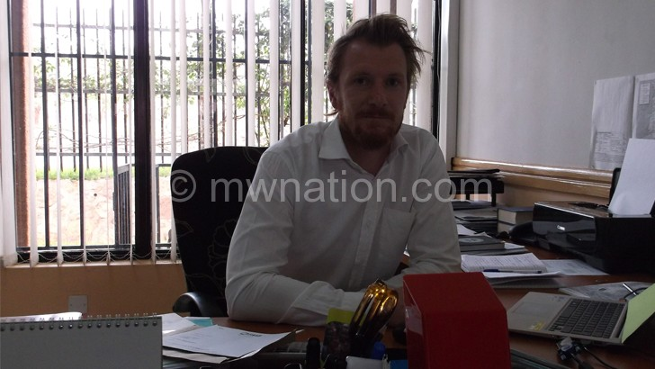 Bosscher: Malawi was officially informed