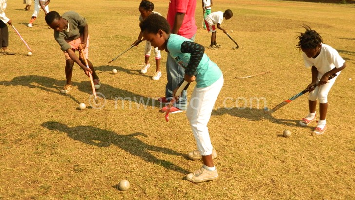 KHF players captured during training