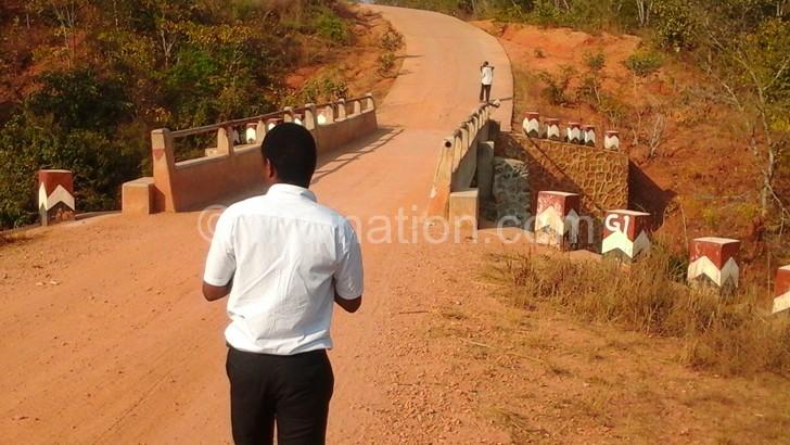 Kalenge-Bridge