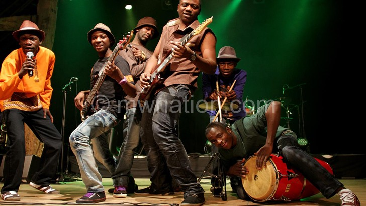 Mokoomba have toured the world after winning the  Music Crossroads competition in 2008