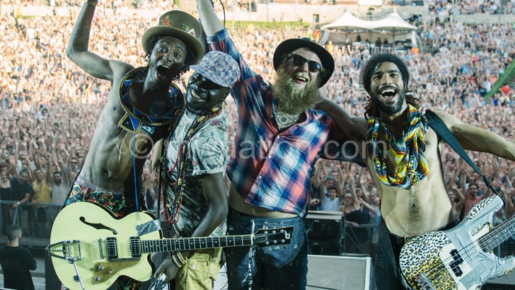 1ec531f560246 The Very Best to perform at Glastonbury Festival - The Nation Online