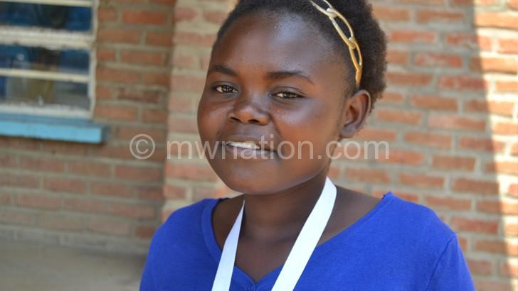 Weeps no more: Chawezi