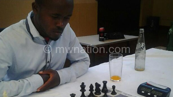 Chipanga calculates his next move against Mfune