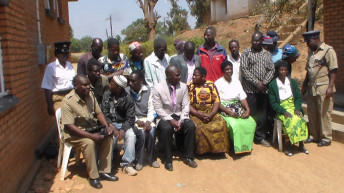 Chiradzulu Police drills traditional counsellors