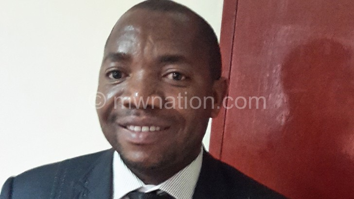Pharmaceutical Society of Malawi president: Enoch Foster