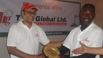 Mzuza, Amaro thrill at T&I Global golf