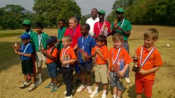 Chalulu shines in FAM Trade Agencies Jnr Golf