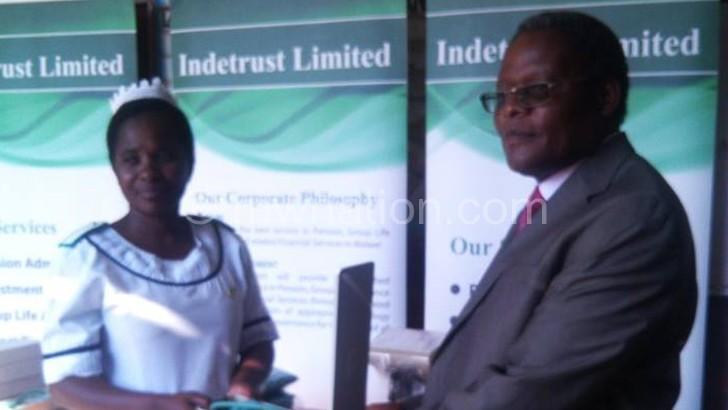 Inde Trust donates to Limbe Health Centre
