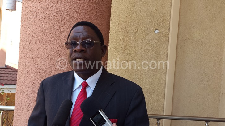 Luhanga: Most of the materials are from overseas