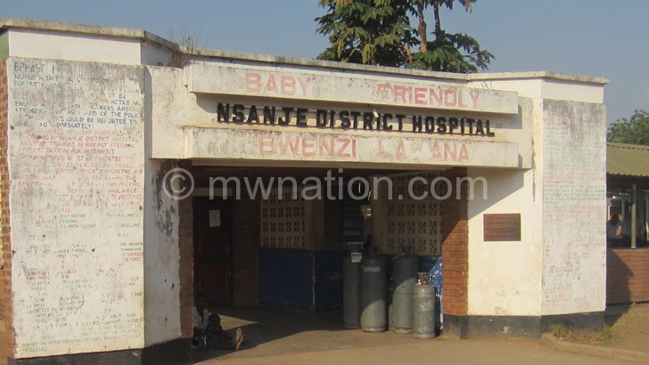 nsanje hospital | The Nation Online
