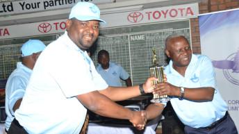Team Nthakomwa wins PCL golf