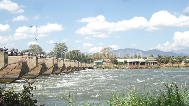 Shire River is the main source of hydropower generation in Malawi