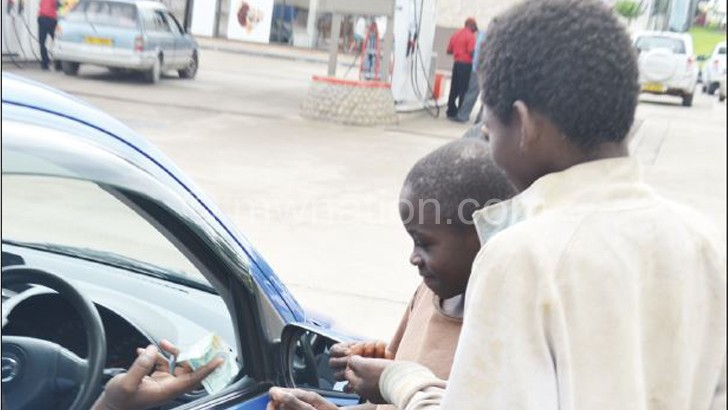 Traffickers target disabled children