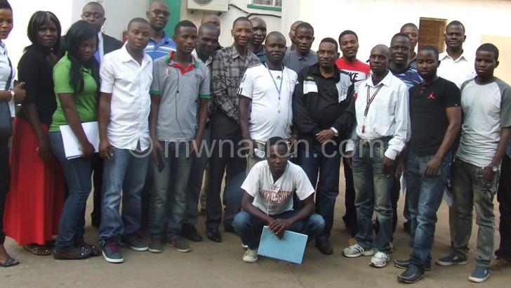 Sulom asks scribes to help marketing football