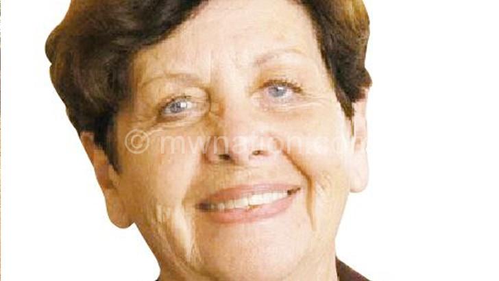 Annie chikhwaza: founder of kondanani orphanage