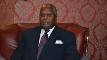 Muluzi pays homage to Gwanda
