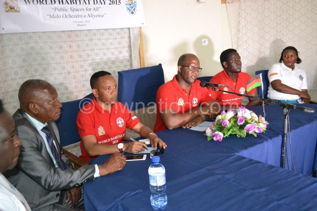 Chapondera, Chalamanda, Muluzi, Mkandawire and likoswe Douglas (2)