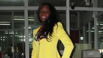 Faith kabanga: true model for her students